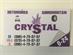 Робота в Crystal / Войтенко А.В., ФЛП